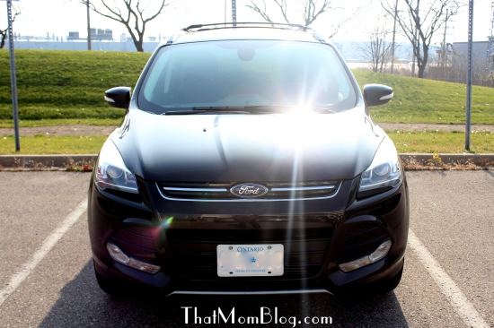 Ford Escape Titanium Front