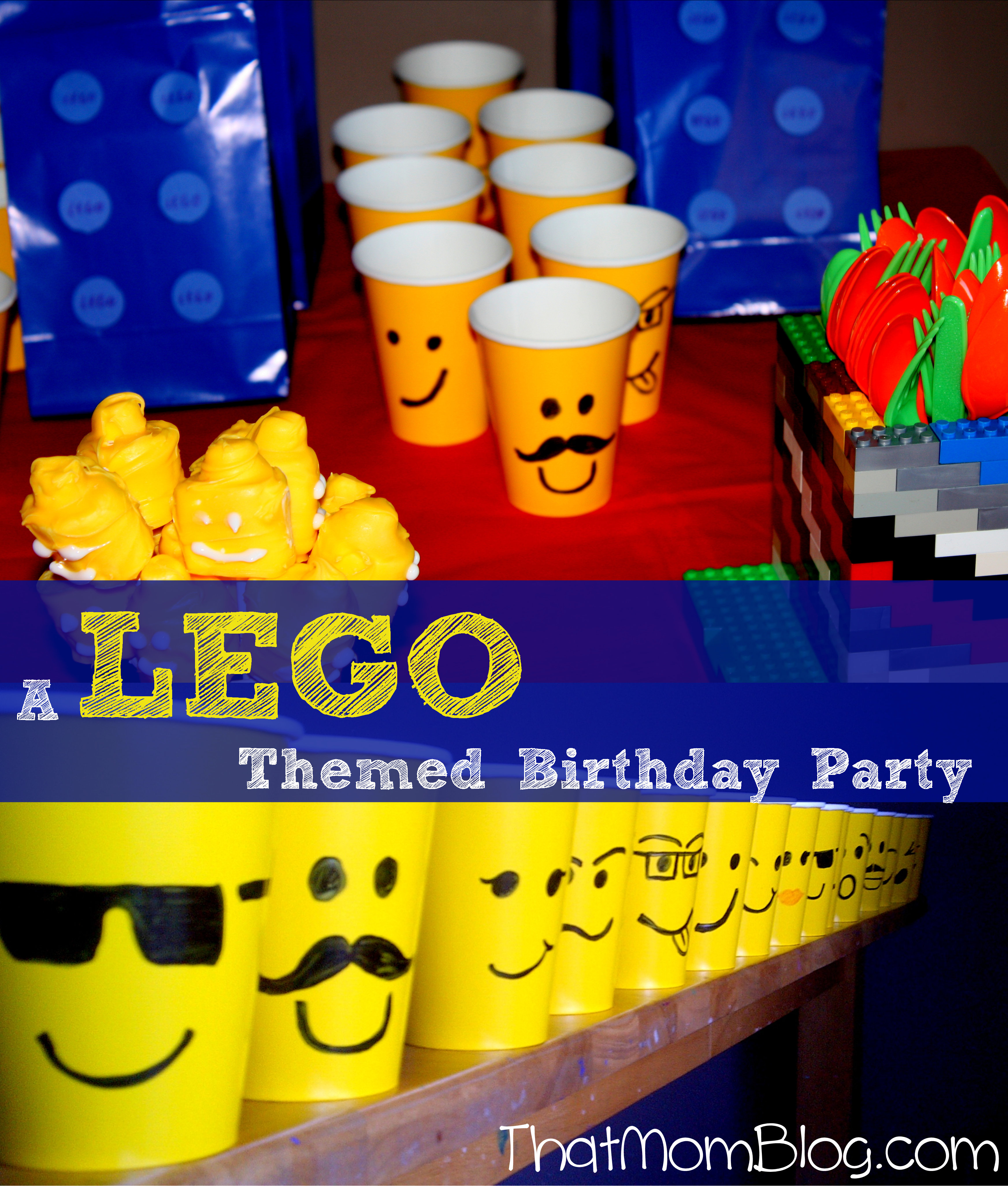 Lego Birthday Party